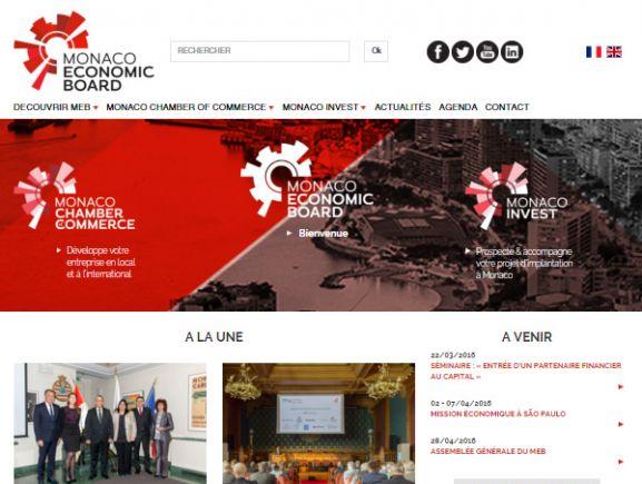 <p>Monaco Economic Board</p>