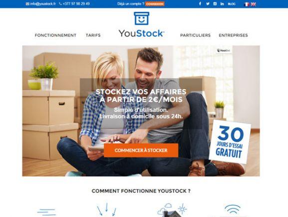 <p>YouStock</p>