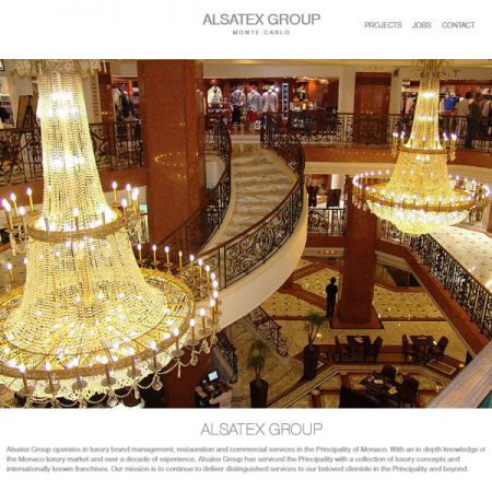 Alsatex Group Monte-Carlo
